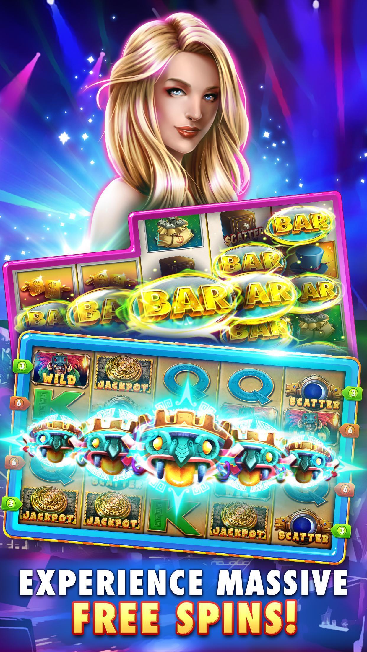 Casino: free 777 slots machine 2.8.3402 Screenshot 1