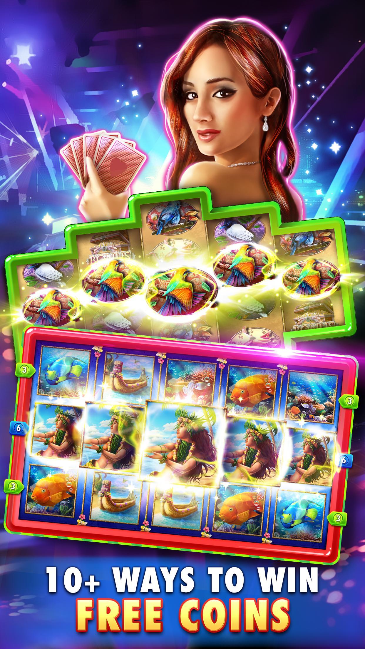 Casino: free 777 slots machine 2.8.3402 Screenshot 10
