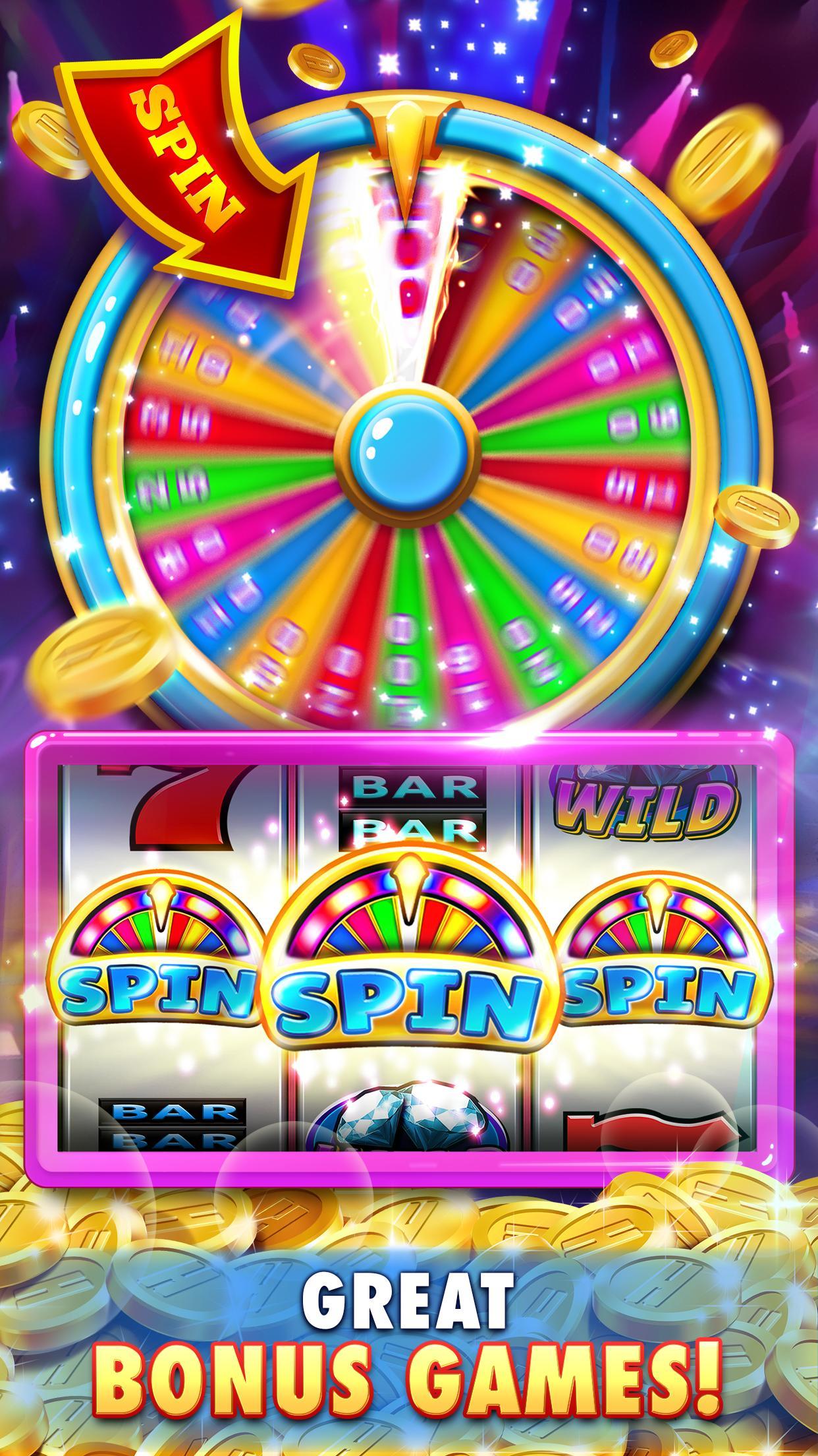 Casino: free 777 slots machine 2.8.3402 Screenshot 3