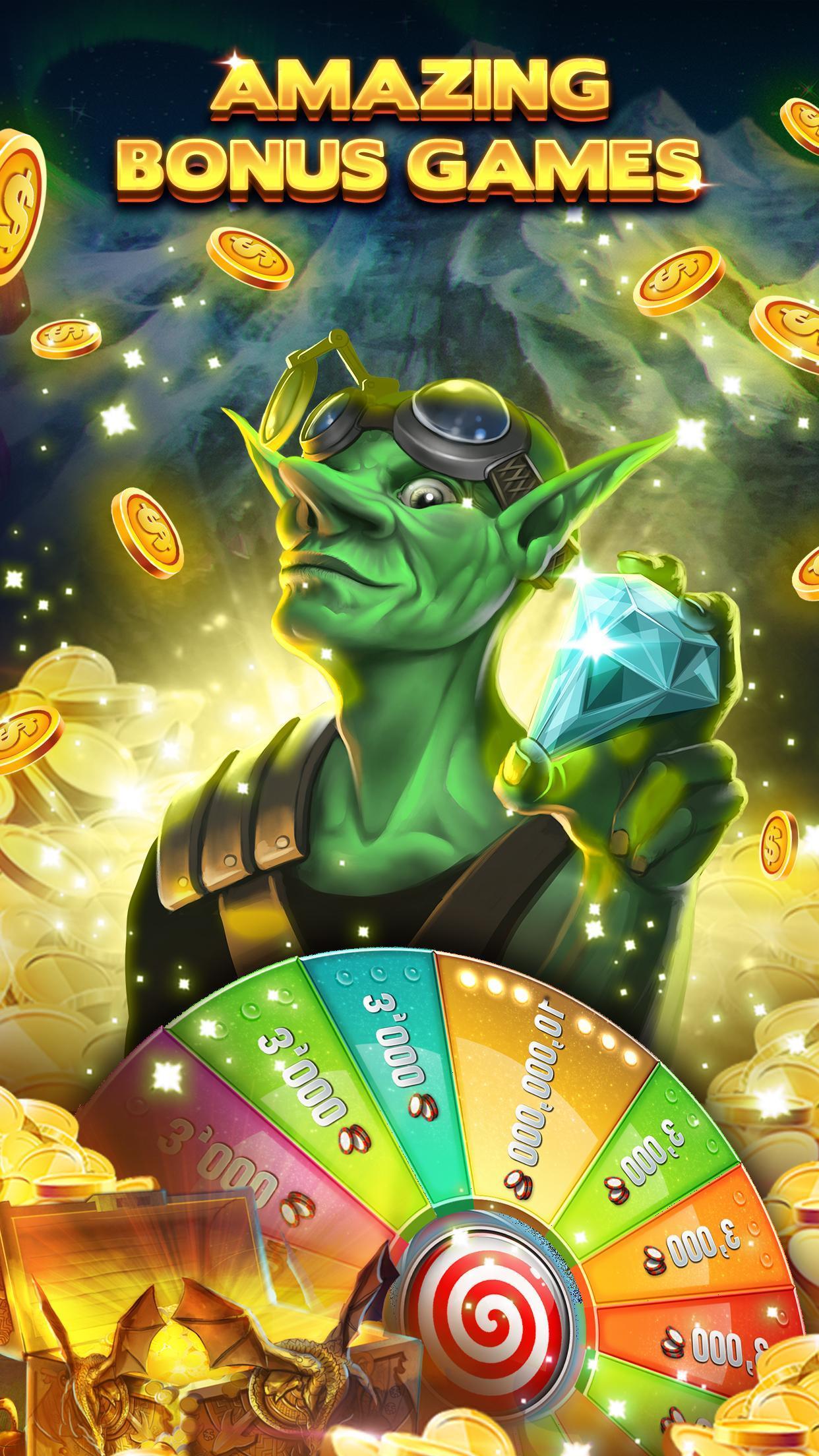 Free Slots Casino - Adventures 2.8.3402 Screenshot 3