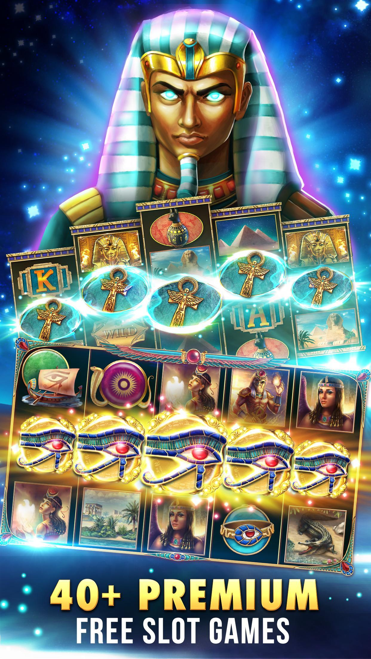 Slots™ - Pharaoh's adventure 2.8.3602 Screenshot 1