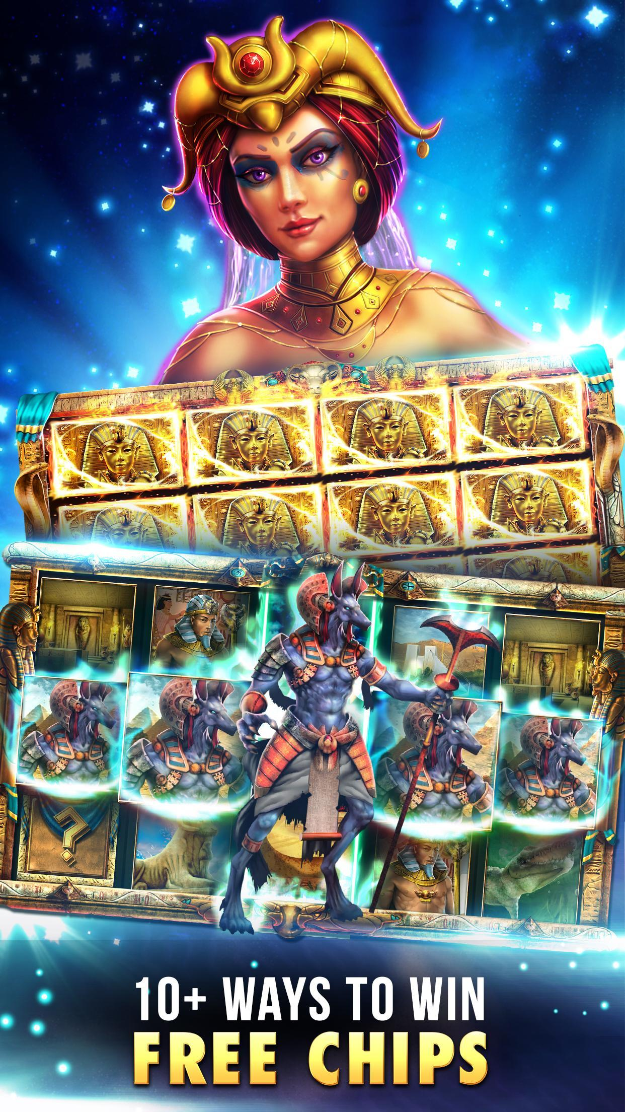 Slots™ - Pharaoh's adventure 2.8.3602 Screenshot 3