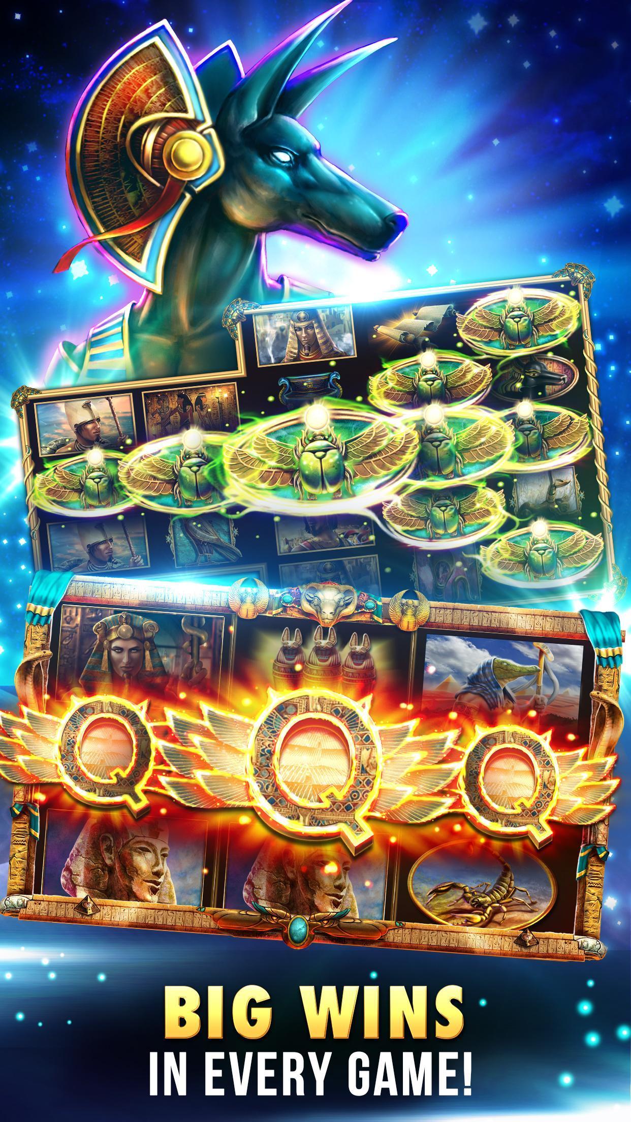 Slots™ - Pharaoh's adventure 2.8.3602 Screenshot 5