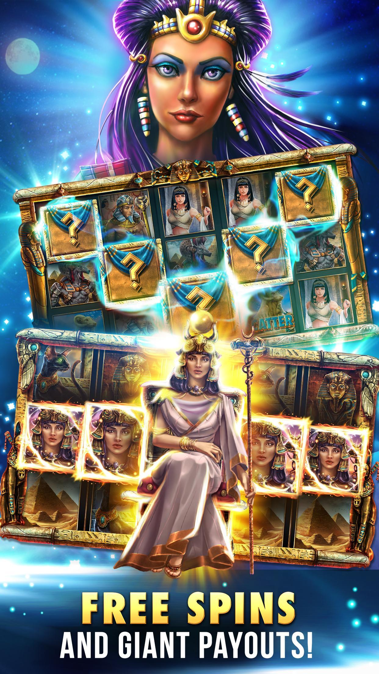 Slots™ - Pharaoh's adventure 2.8.3602 Screenshot 7