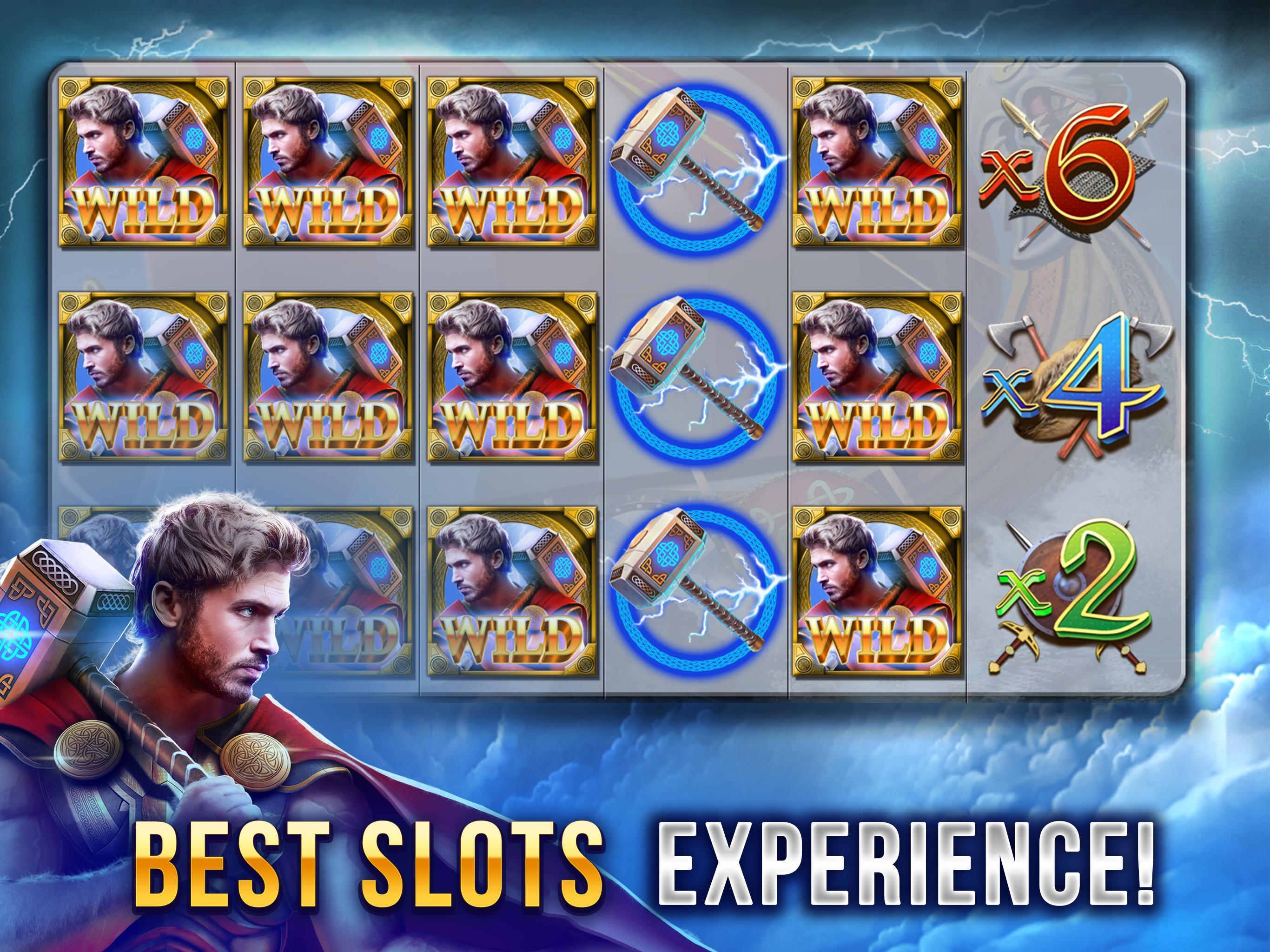 Slots - Epic Casino Games 2.8.3402 Screenshot 1
