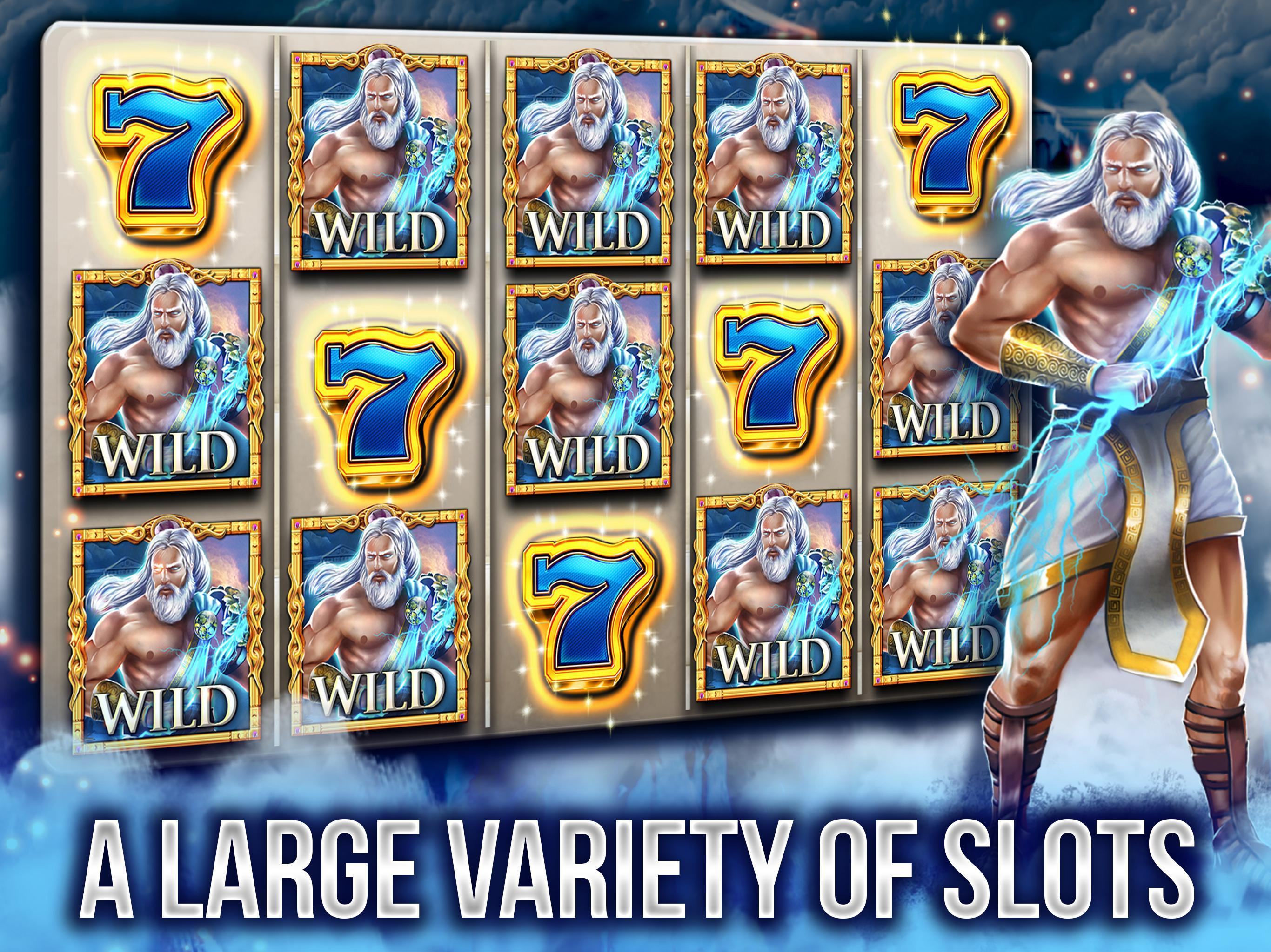 Slots - Epic Casino Games 2.8.3402 Screenshot 12