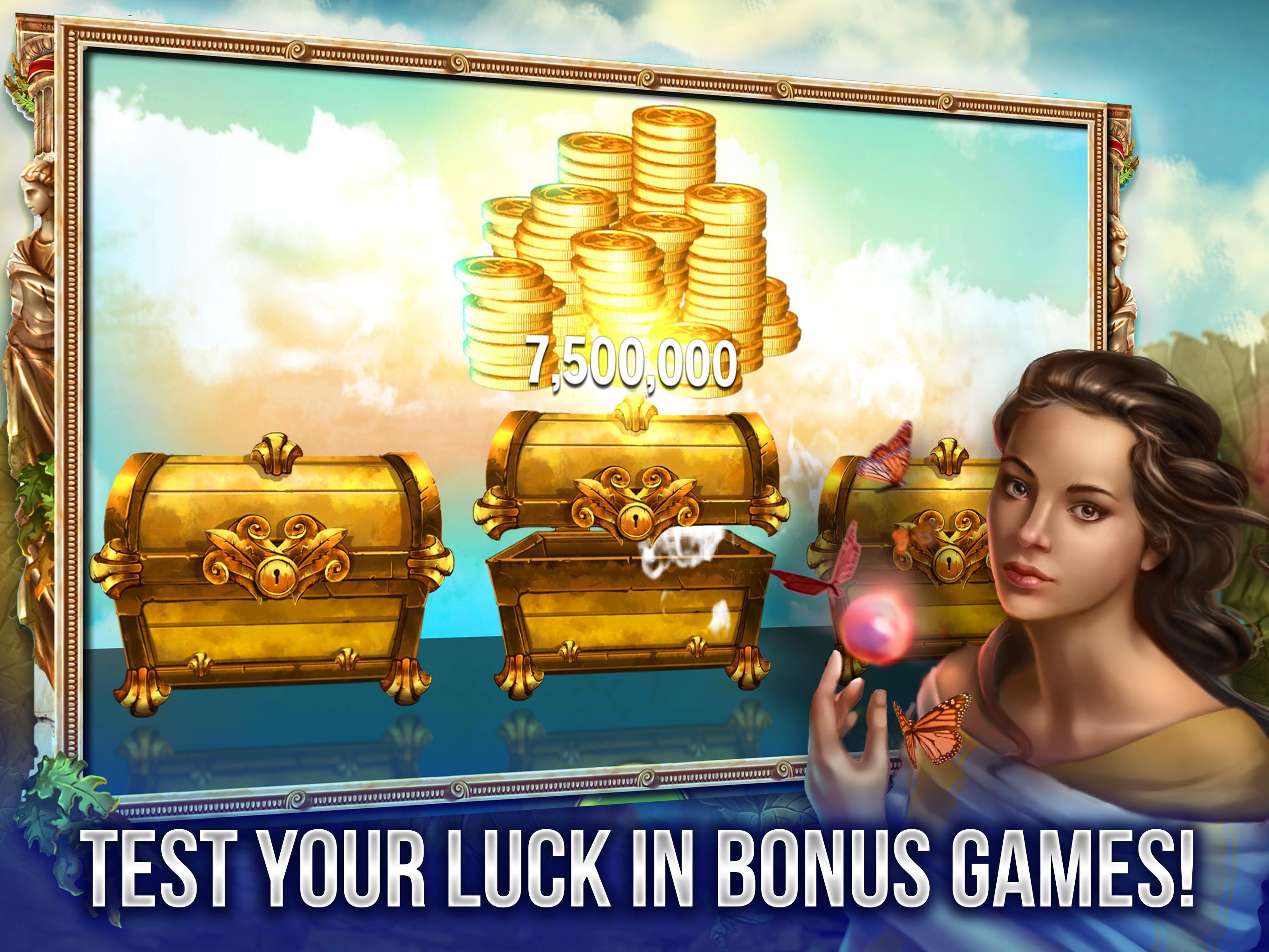 Slots - Epic Casino Games 2.8.3402 Screenshot 8