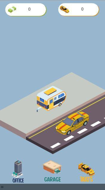 Idle Taxi Manager 1.2 Screenshot 4