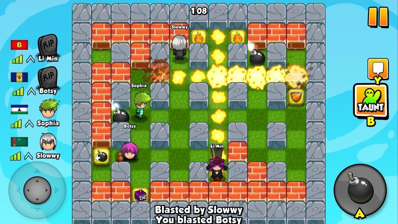 Bomber Friends 3.95 Screenshot 1
