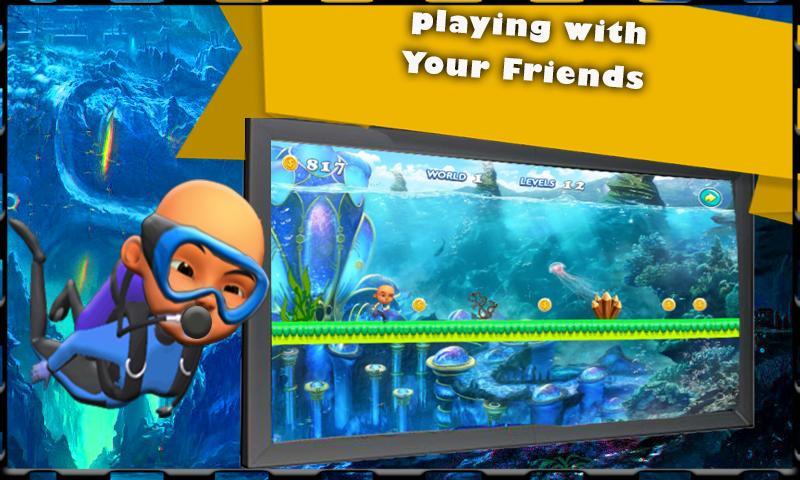 Ipin Deep Sea Adventure 2.8.2 Screenshot 1