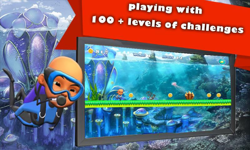 Ipin Deep Sea Adventure 2.8.2 Screenshot 2