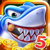 Crazyfishing 5- 2020 Arcade Fishing Game app icon