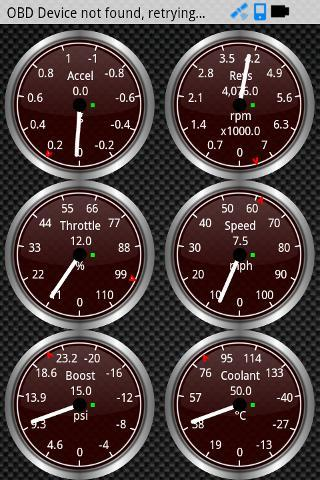 Torque Lite (OBD2 & Car) 1.2.22 Screenshot 1