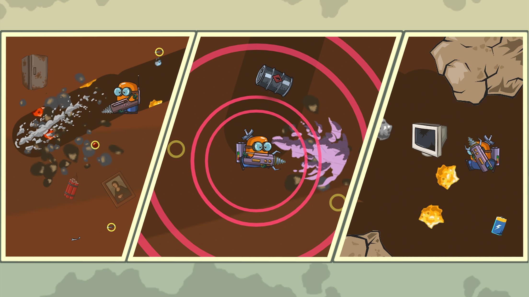 Diggy Dig & Find Minerals 1.0.7 Screenshot 8