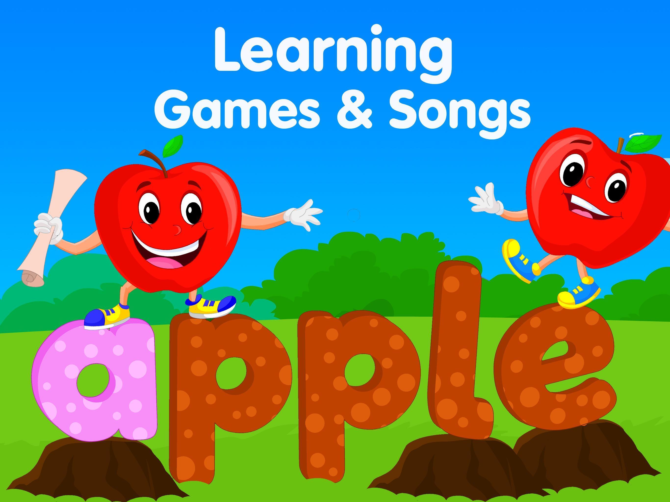KidloLand Nursery Rhymes, Kids Games, Baby Songs 16.0 Screenshot 1