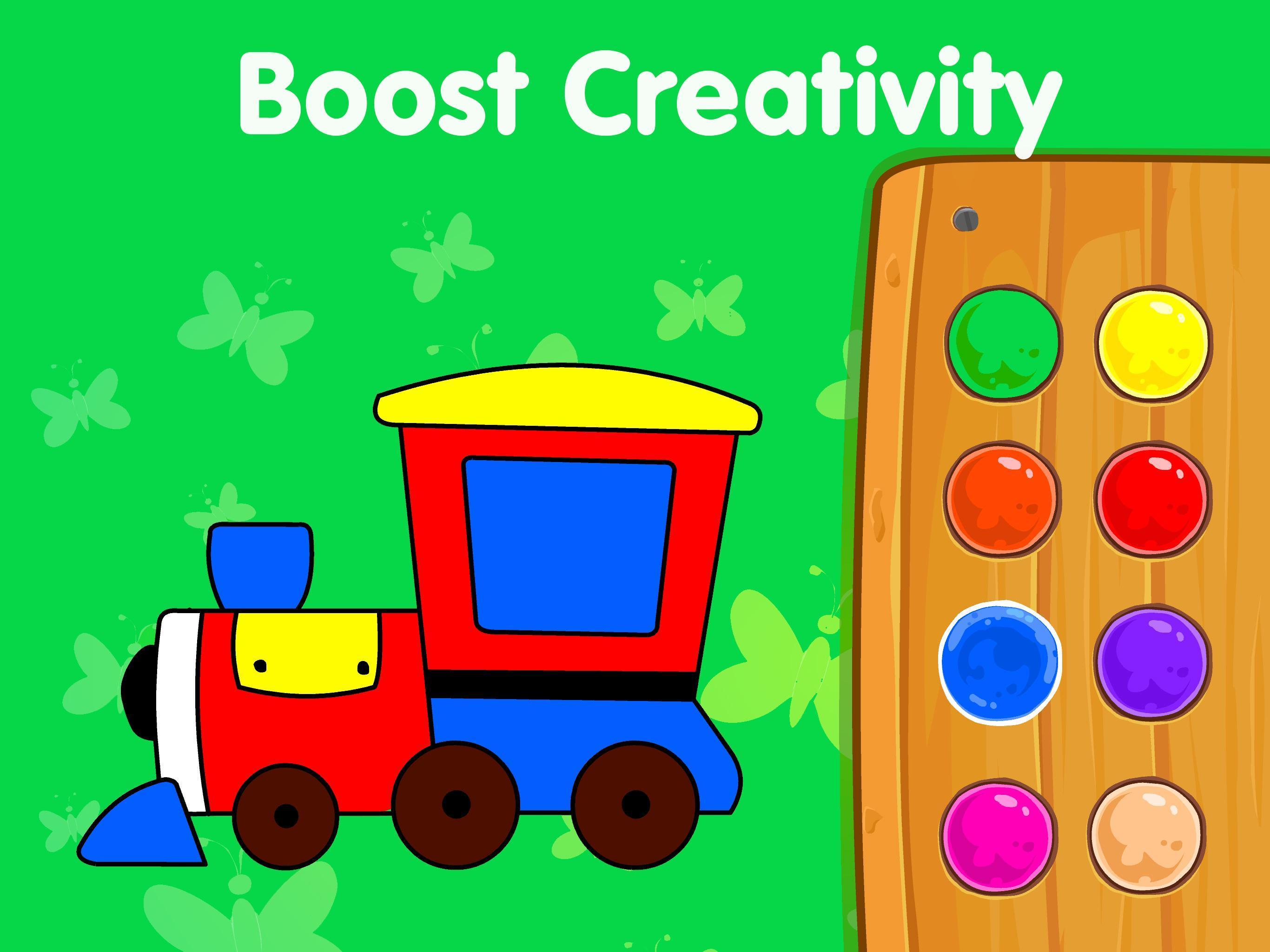 KidloLand Nursery Rhymes, Kids Games, Baby Songs 16.0 Screenshot 4