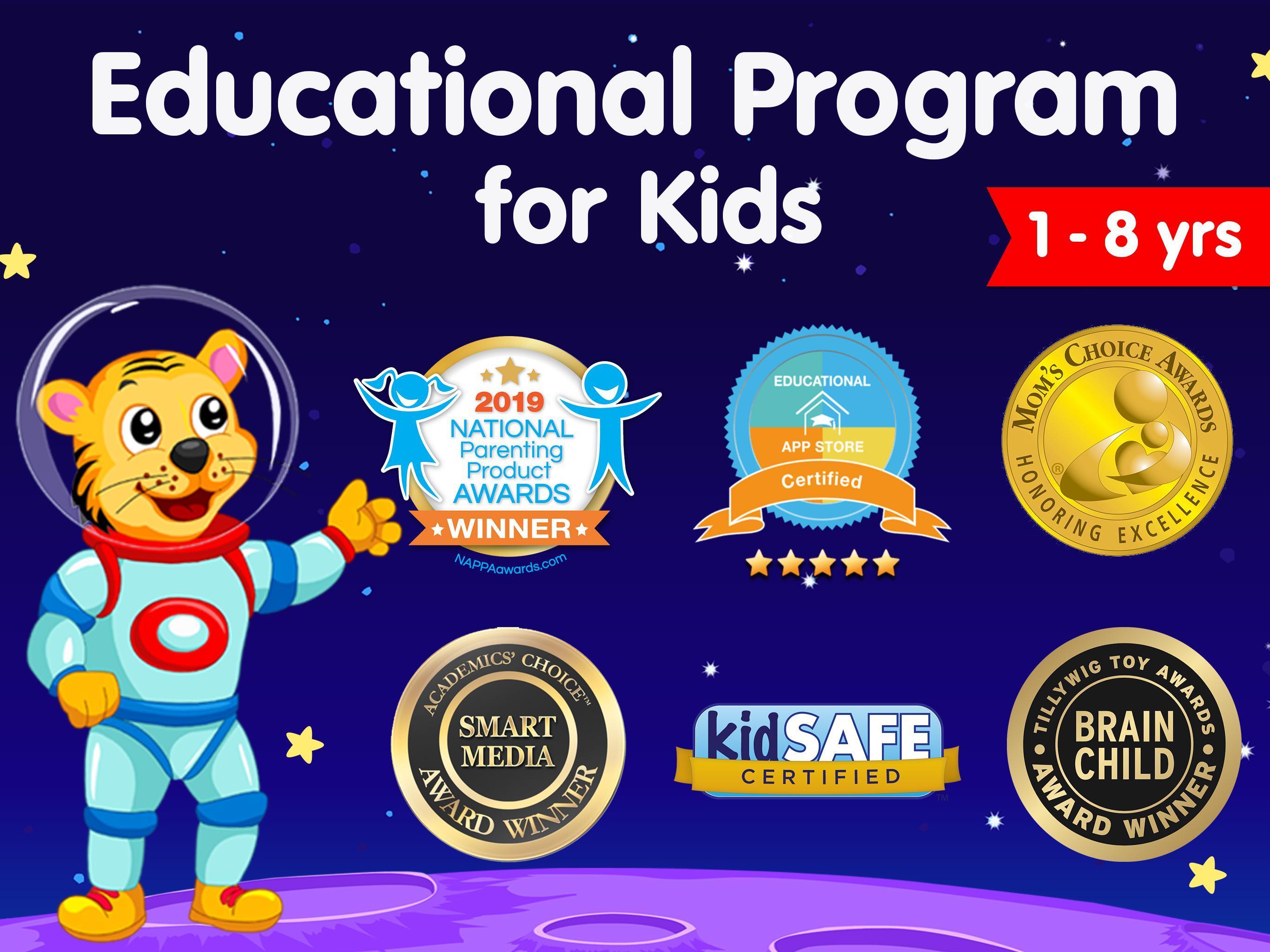 KidloLand Nursery Rhymes, Kids Games, Baby Songs 16.0 Screenshot 5