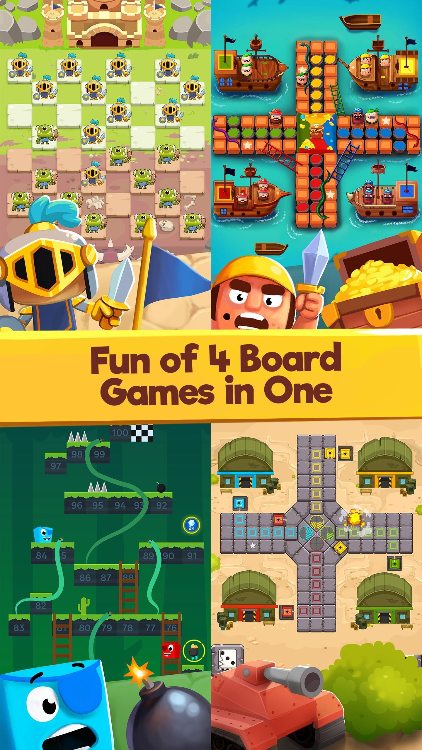 Family Board Games All In One Offline 2.1 Screenshot 1