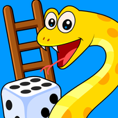 🐍 Snakes and Ladders Board Games 🎲 app icon