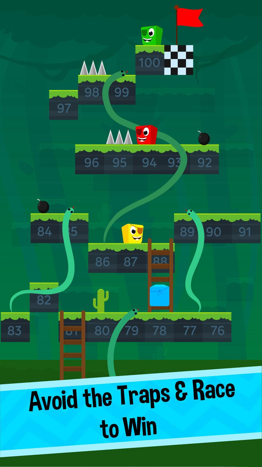 🐍 Snakes and Ladders Board Games 🎲 1.2.5 Screenshot 3