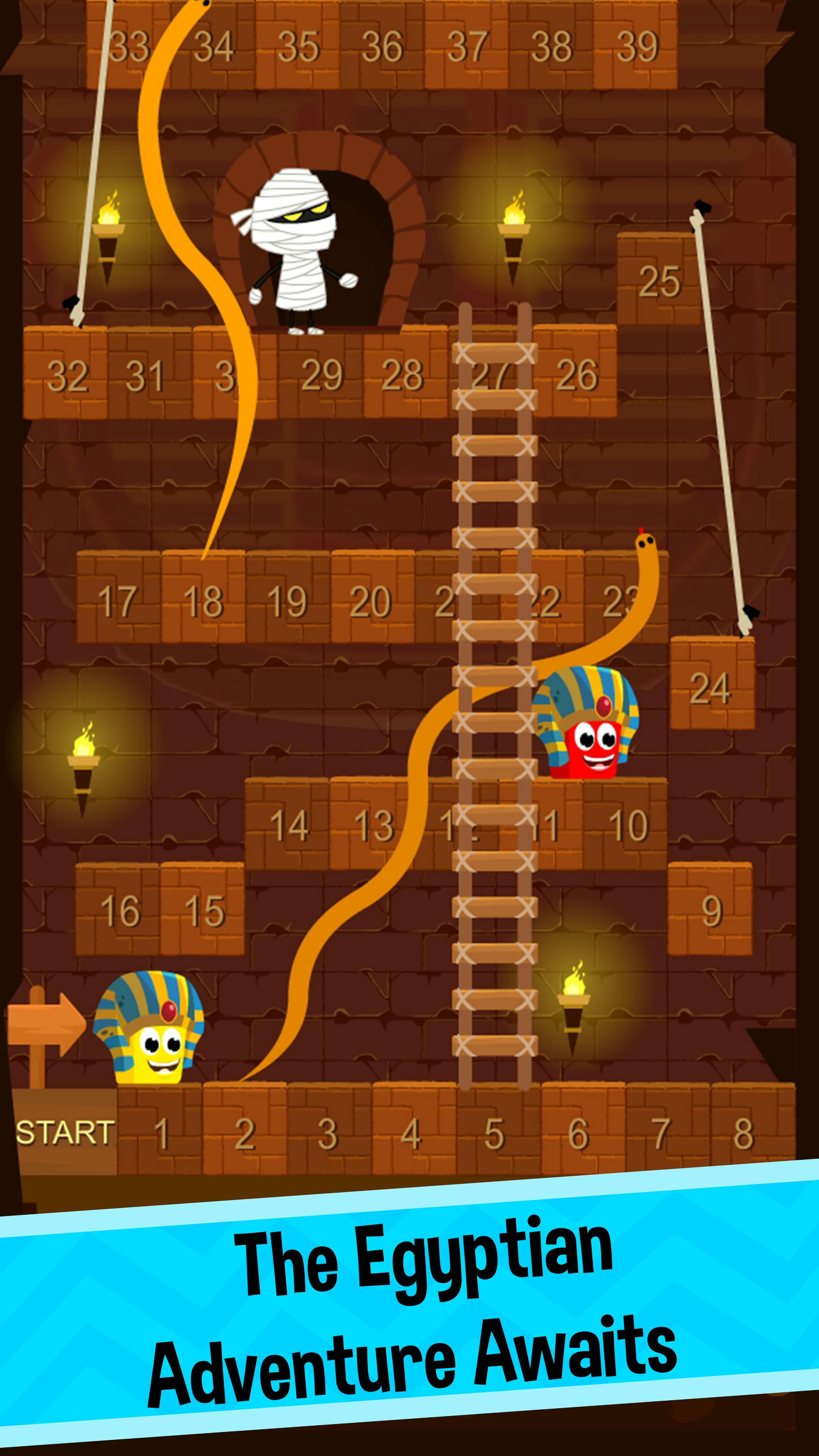 🐍 Snakes and Ladders Board Games 🎲 1.2.5 Screenshot 4