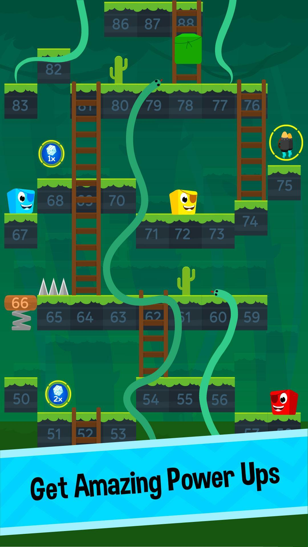 🐍 Snakes and Ladders Board Games 🎲 1.2.5 Screenshot 5