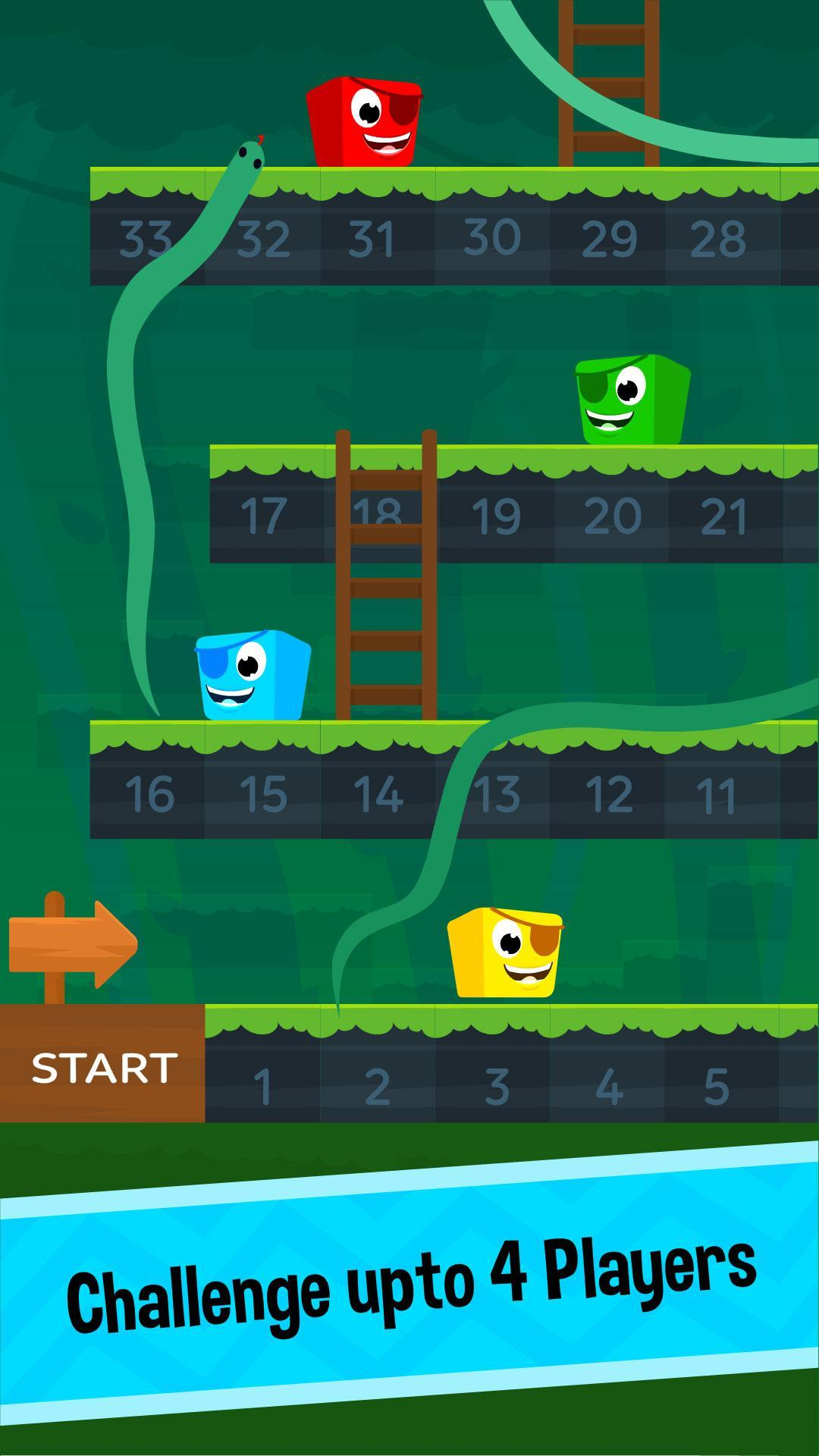 🐍 Snakes and Ladders Board Games 🎲 1.2.5 Screenshot 6