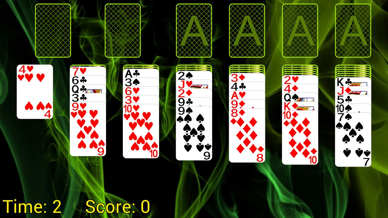 Russian Cell Solitaire 5.0.1792 Screenshot 1