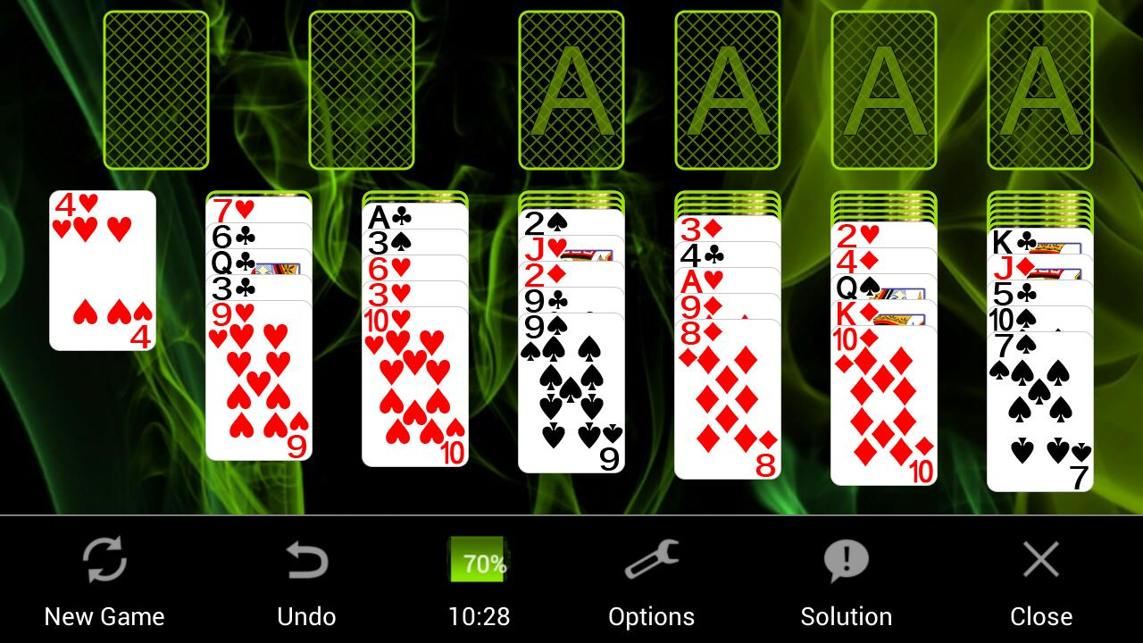 Russian Cell Solitaire 5.0.1792 Screenshot 3