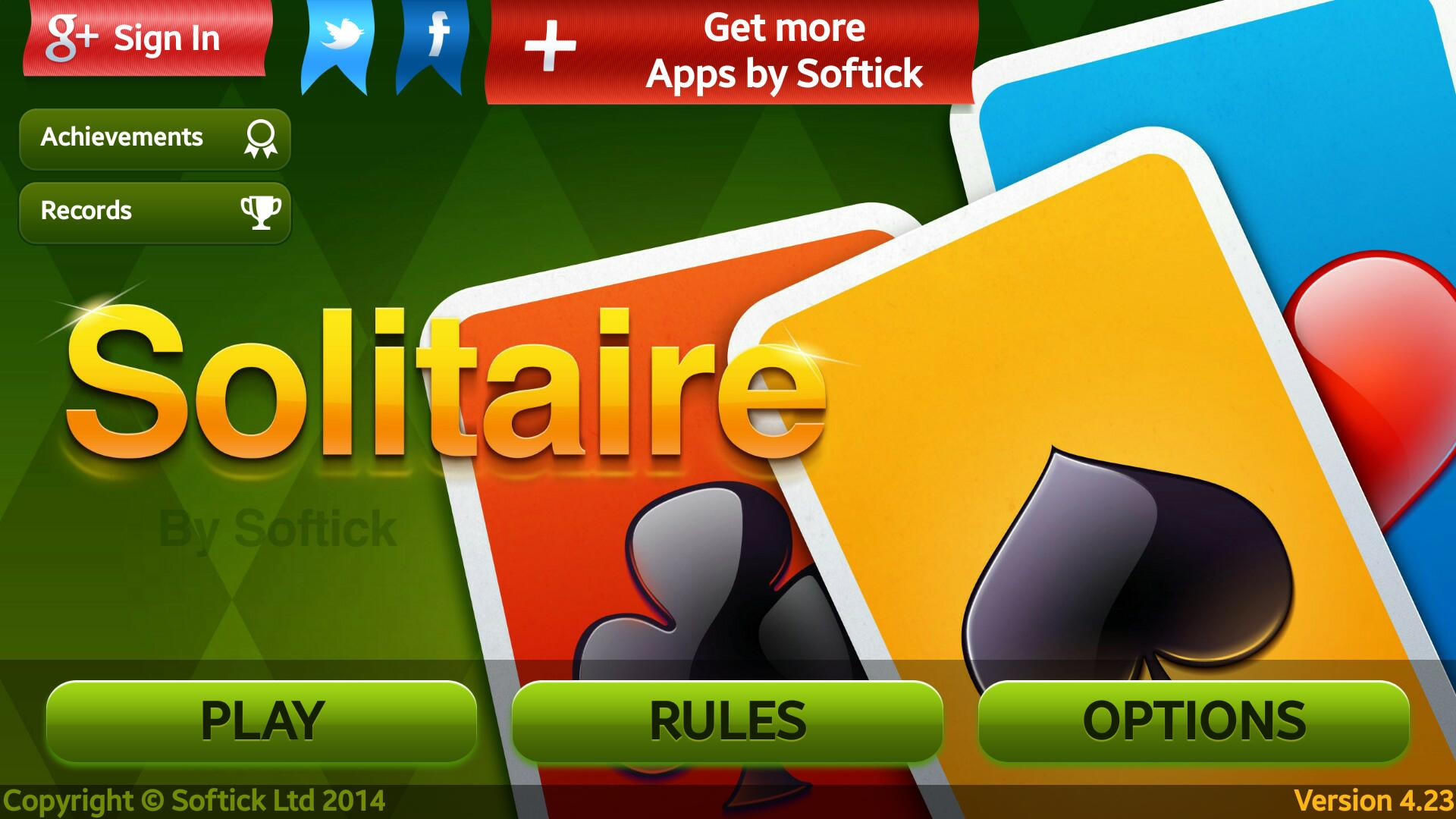 Russian Cell Solitaire 5.0.1792 Screenshot 5