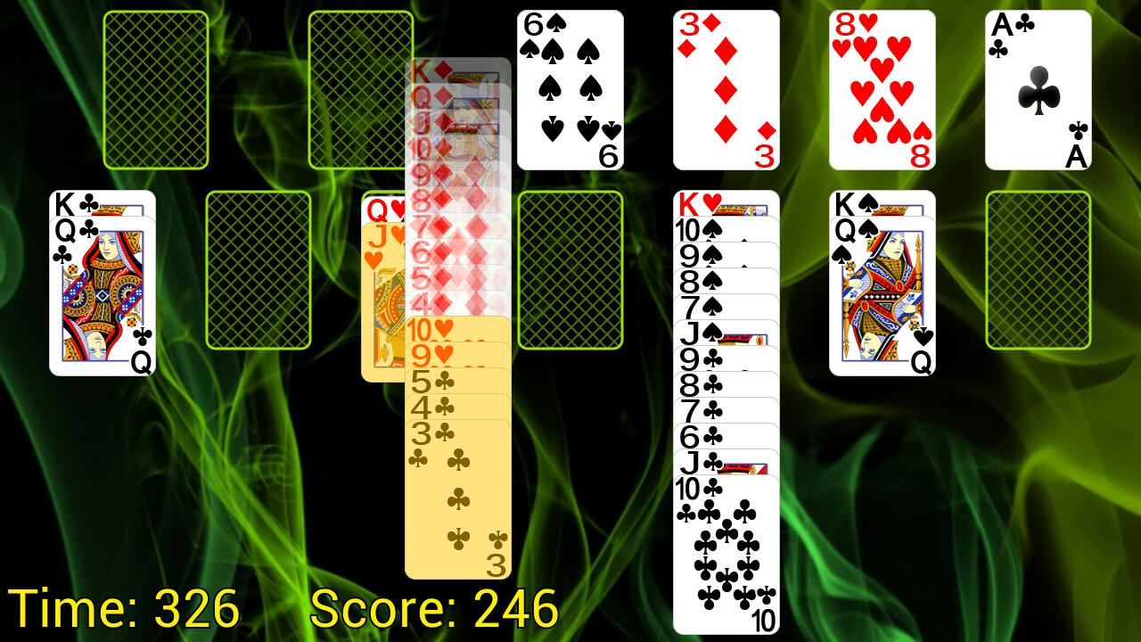 Russian Cell Solitaire 5.0.1792 Screenshot 6