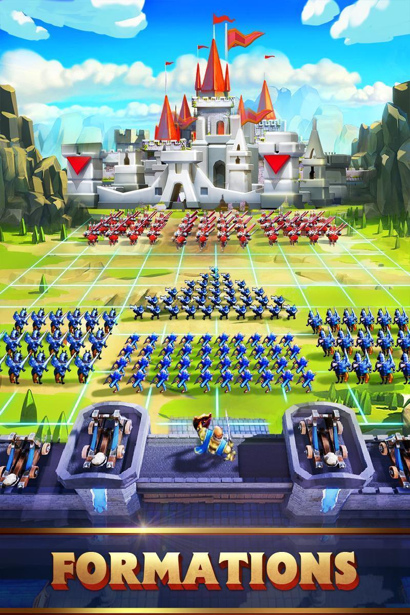 Lords Mobile Kingdom Wars 2.32 Screenshot 1
