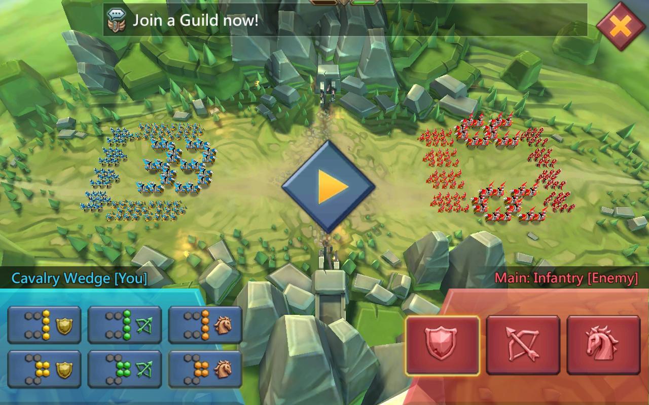 Lords Mobile Kingdom Wars 2.32 Screenshot 12