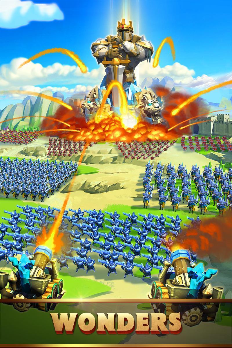Lords Mobile Kingdom Wars 2.32 Screenshot 3