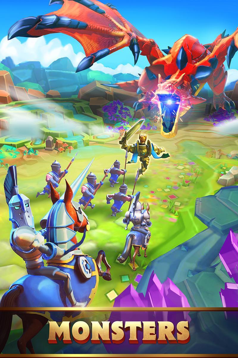 Lords Mobile Kingdom Wars 2.32 Screenshot 4