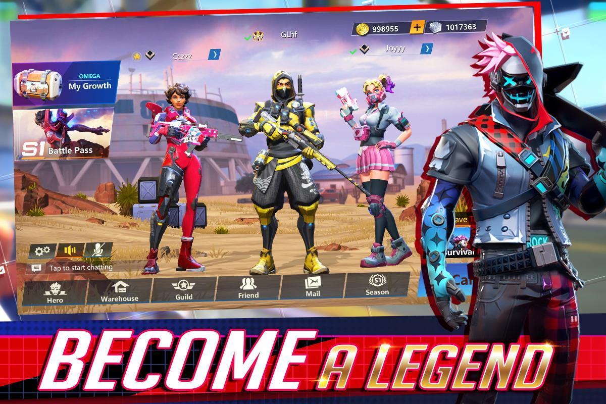 Omega Legends 1.0.71 Screenshot 13