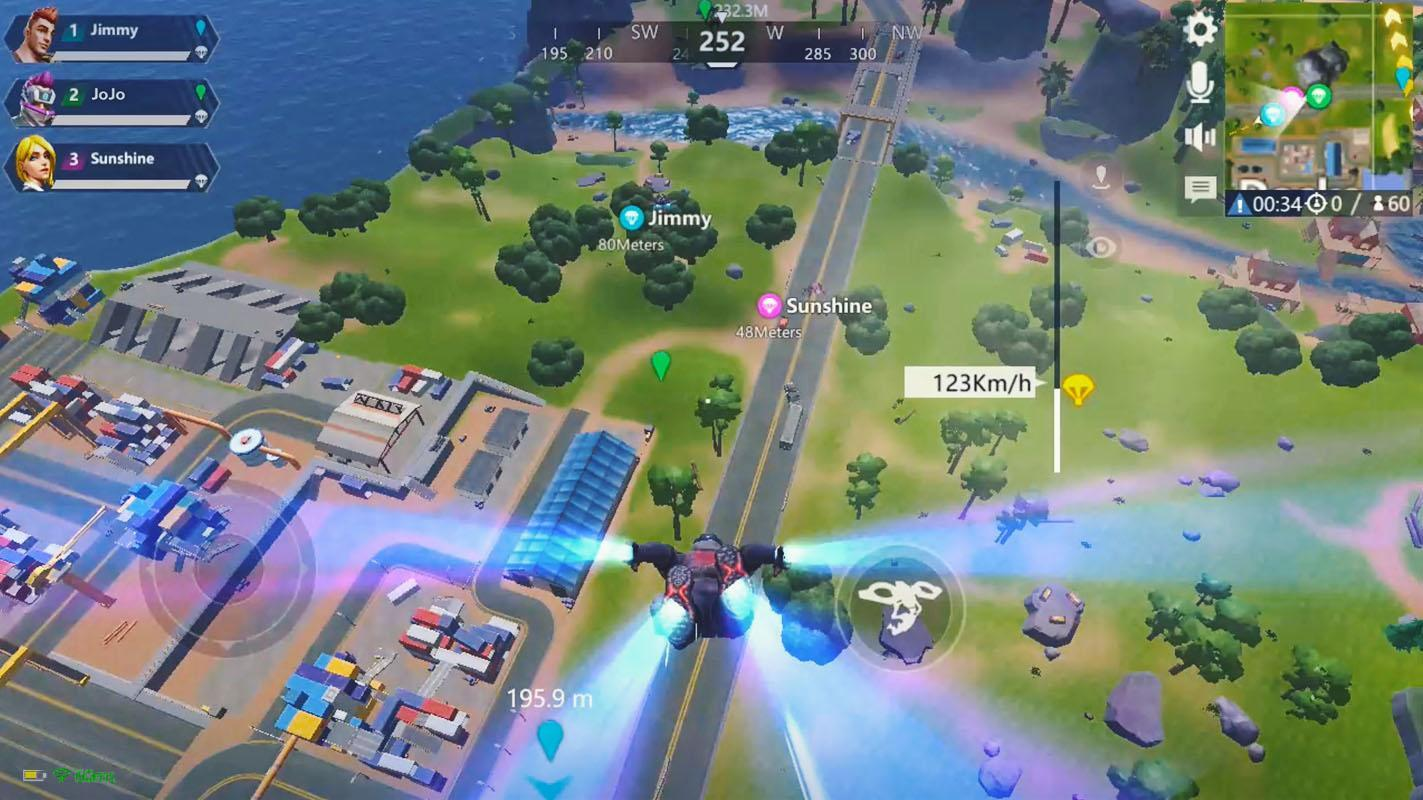 Omega Legends 1.0.71 Screenshot 6