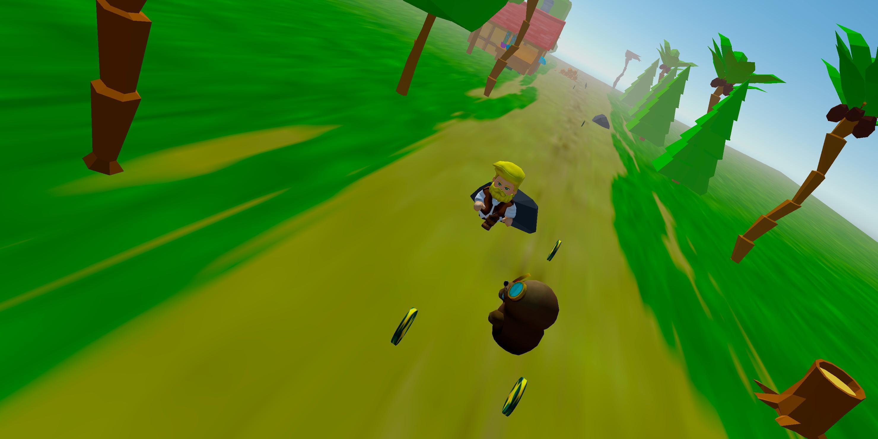Running Crazy Farm 0.4 Screenshot 1