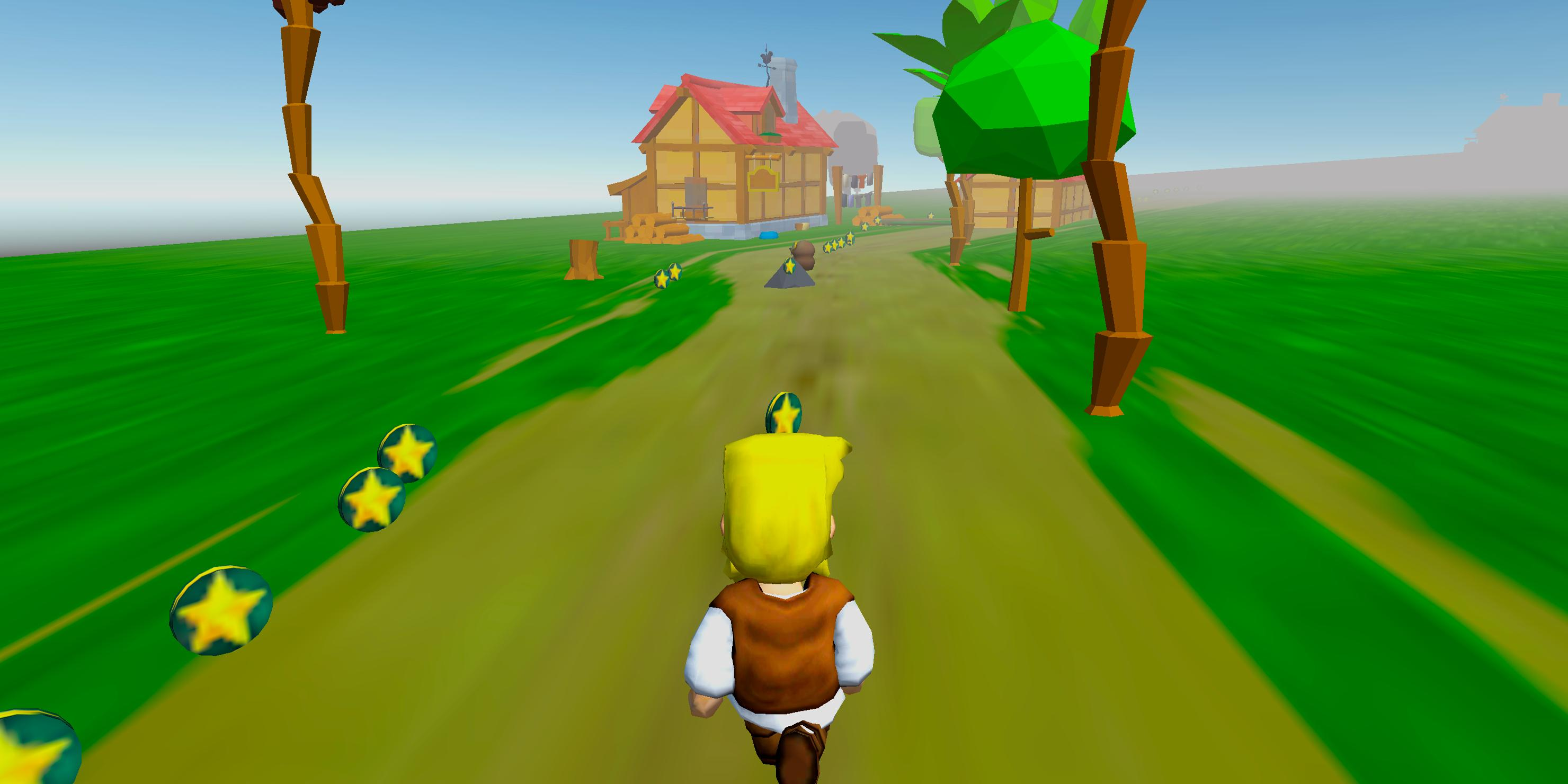 Running Crazy Farm 0.4 Screenshot 2
