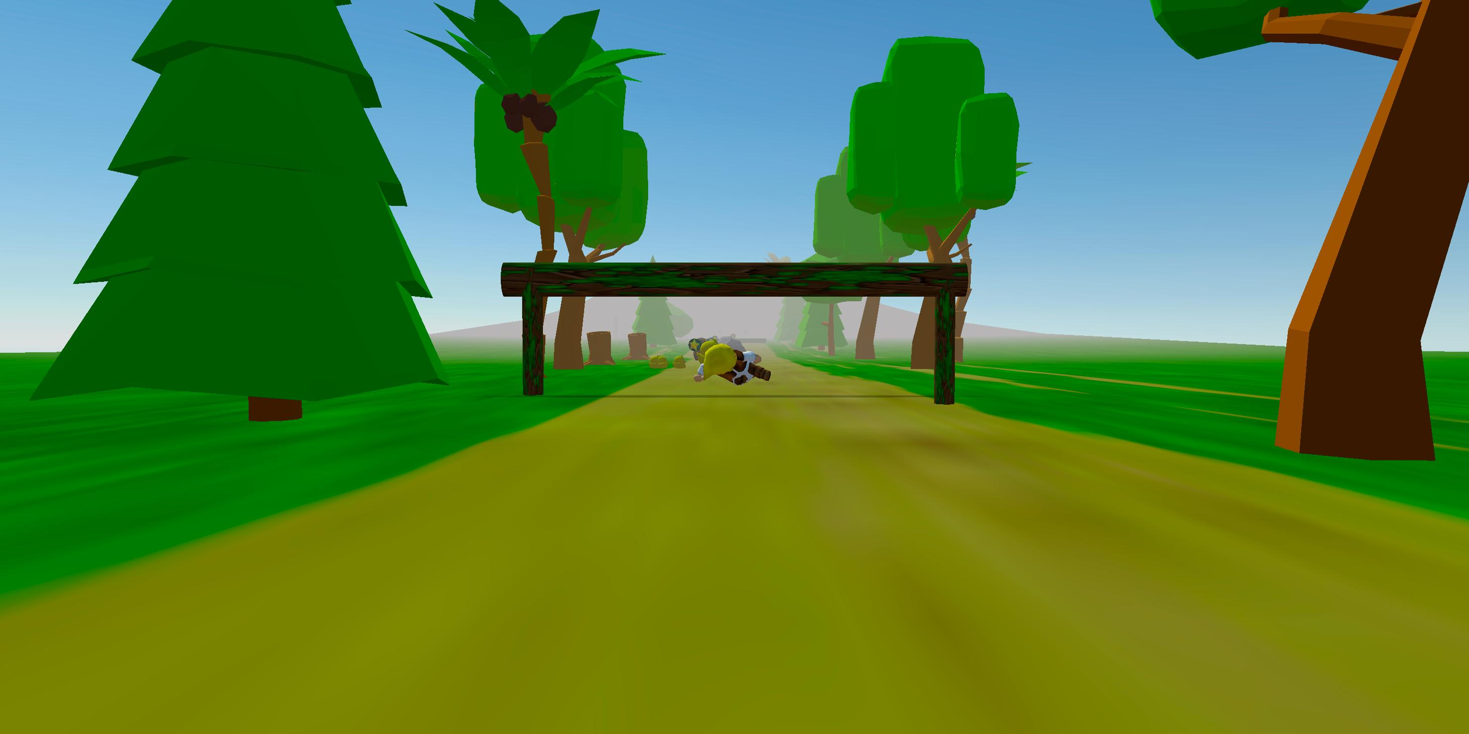 Running Crazy Farm 0.4 Screenshot 3