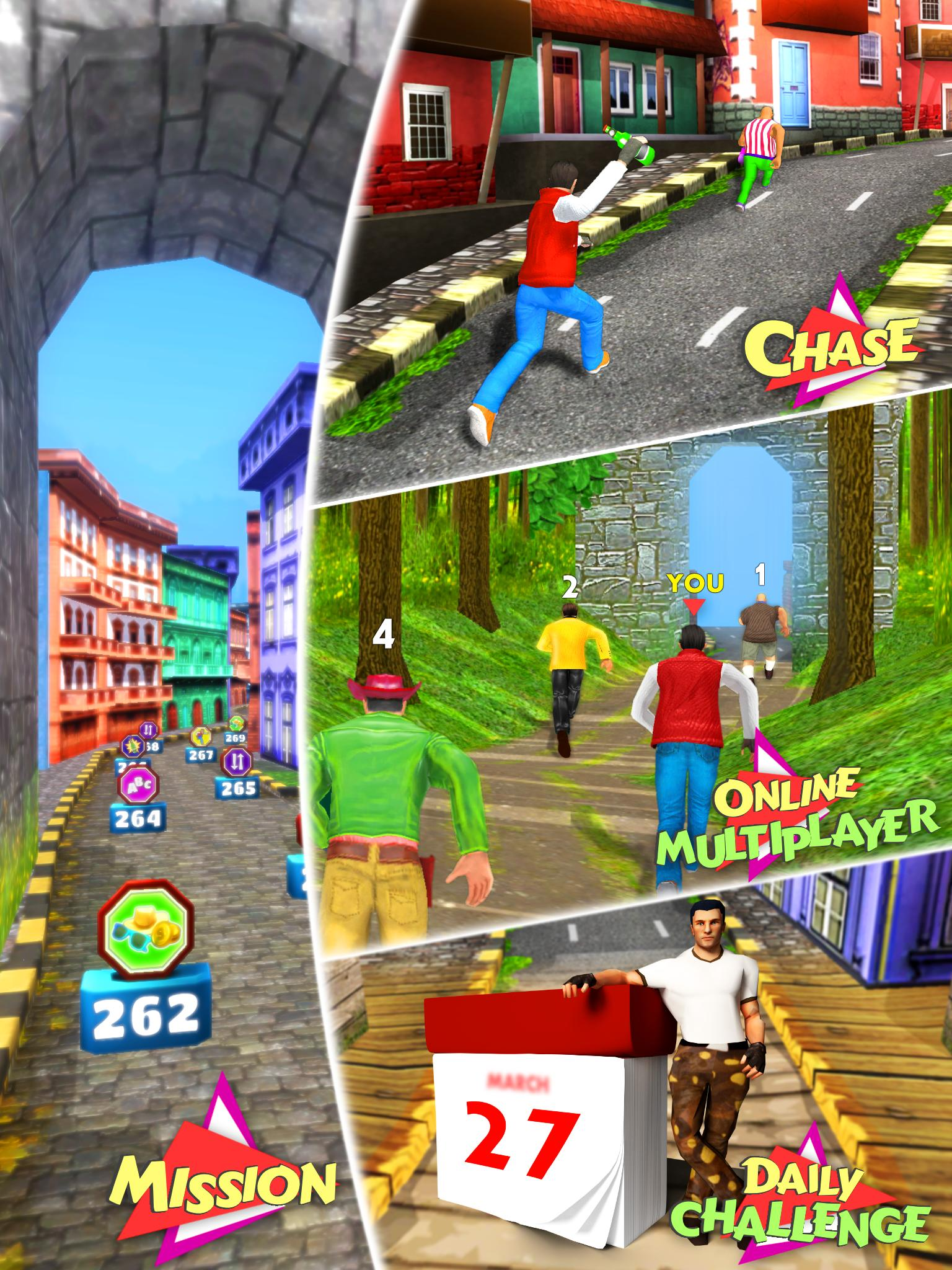 Street Chaser 4.1.0 Screenshot 9