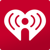iHeartRadio Radio, Podcasts & Music On Demand app icon