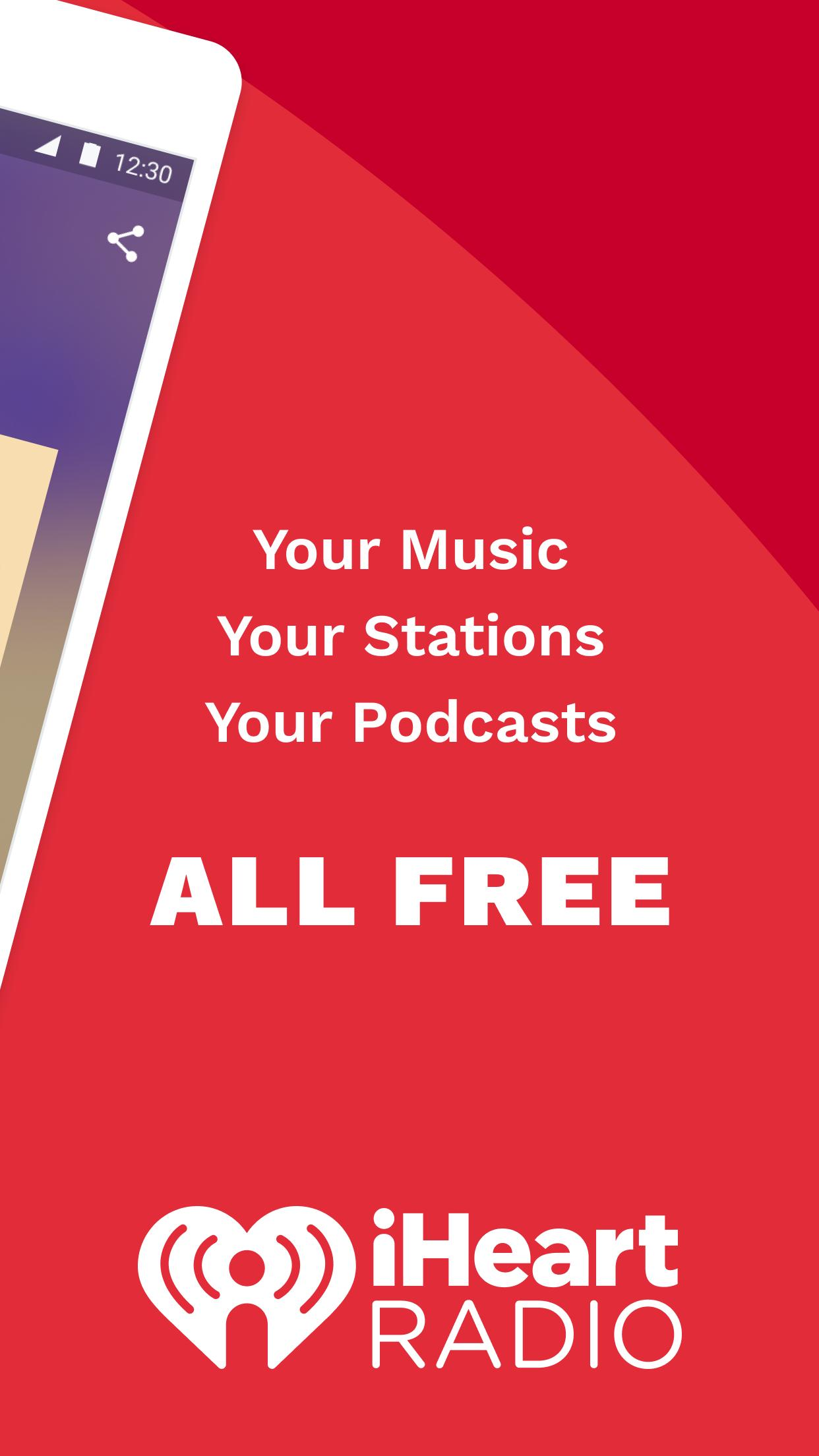iHeartRadio Radio, Podcasts & Music On Demand 9.5.0 Screenshot 2