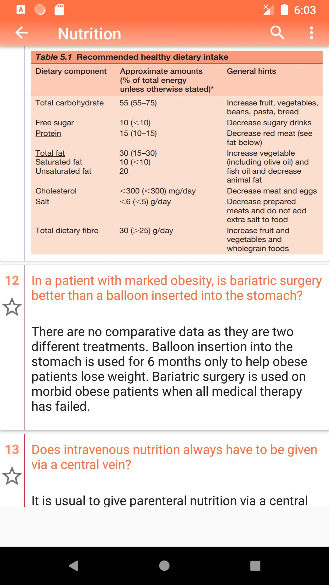 Clinical Medicine 2.0.1 Screenshot 12