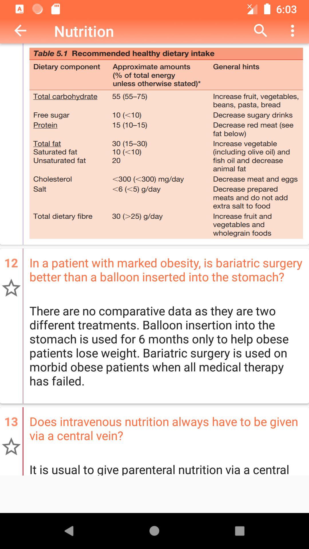 Clinical Medicine 2.0.1 Screenshot 4