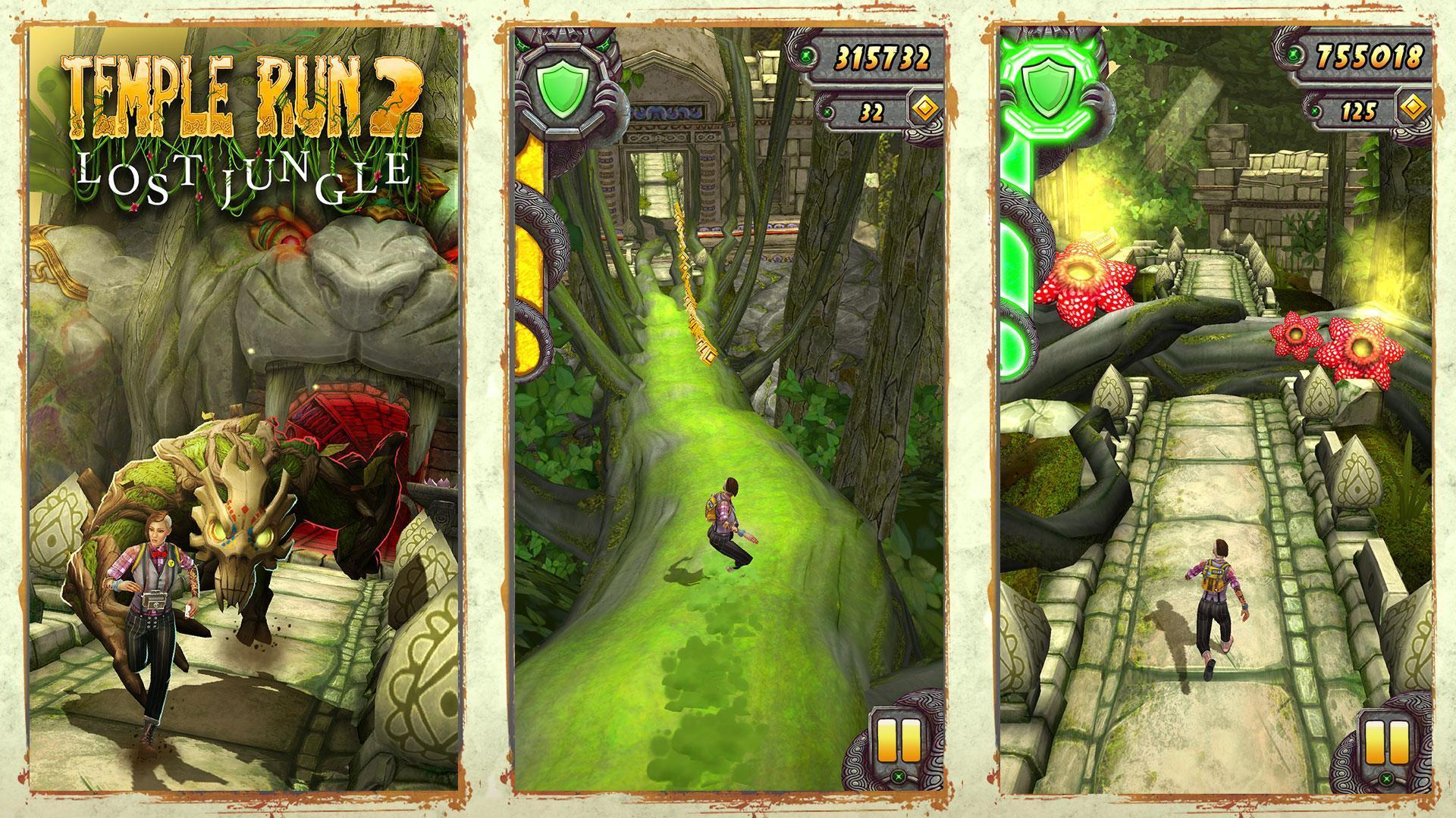 Temple Run 2 1.67.1 Screenshot 6