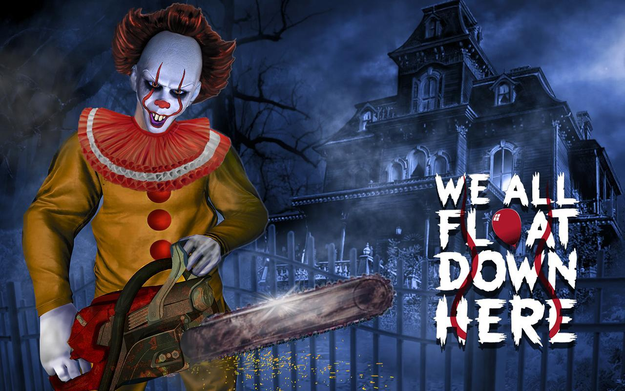 Scary Clown Horror Game Adventure 2.2 Screenshot 1