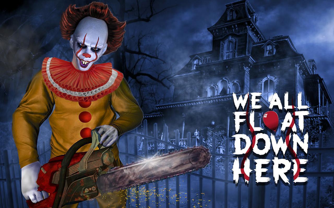 Scary Clown Horror Game Adventure 2.2 Screenshot 13