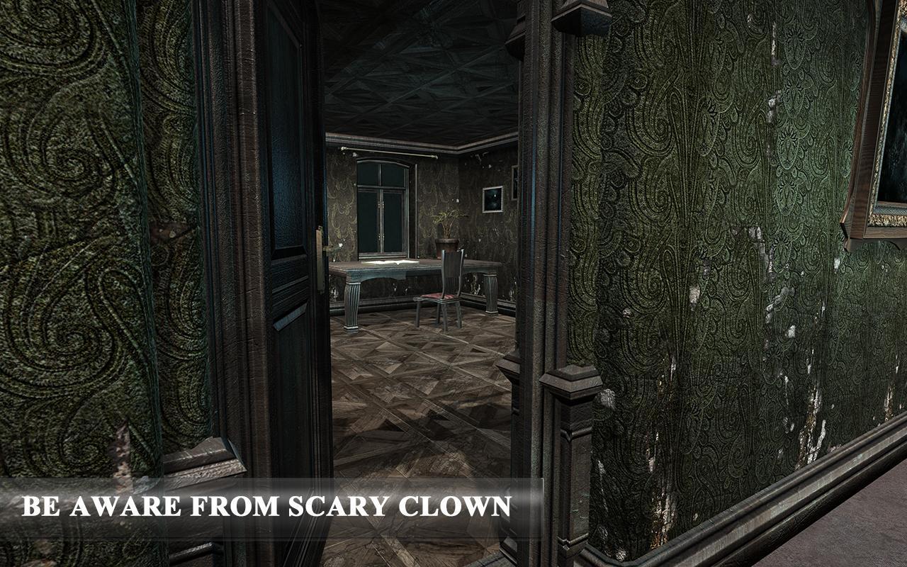 Scary Clown Horror Game Adventure 2.2 Screenshot 3