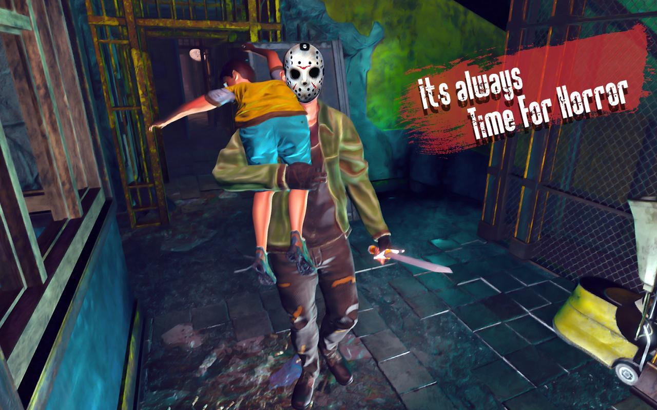 Endless Nightmare House 3D : Horror Friday Escape 1.1 Screenshot 1